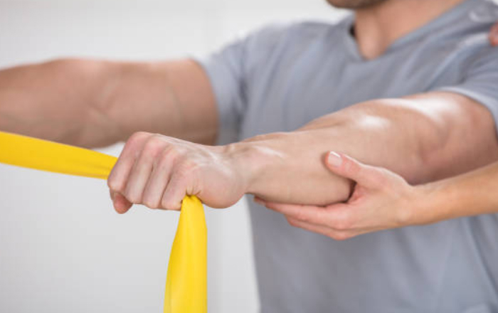 sports physiotherapy amsterdam GOED practice