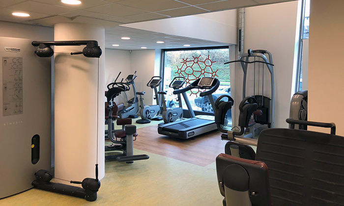 sports physiotherapy amsterdam GOED practiceroom